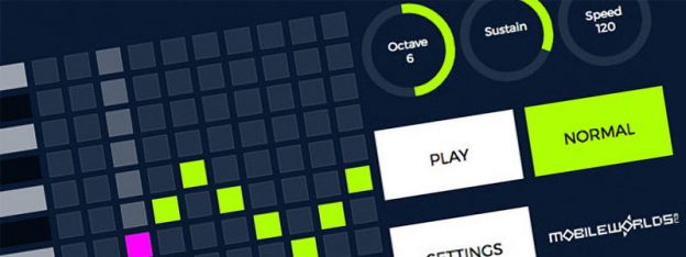 Web-App Midi Grid Sequencer