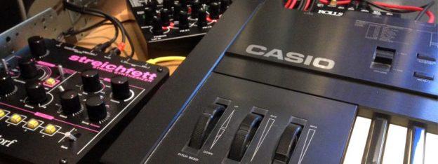 Casio VZ-1 klanglich erweitern