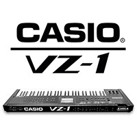 Casio VZ-1 Icon