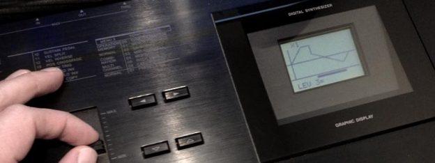 Casio VZ-1 Sound Bearbeitung